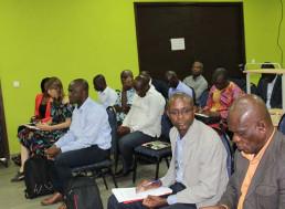 CocoaSoils Program Launch, Côte d'Ivoire